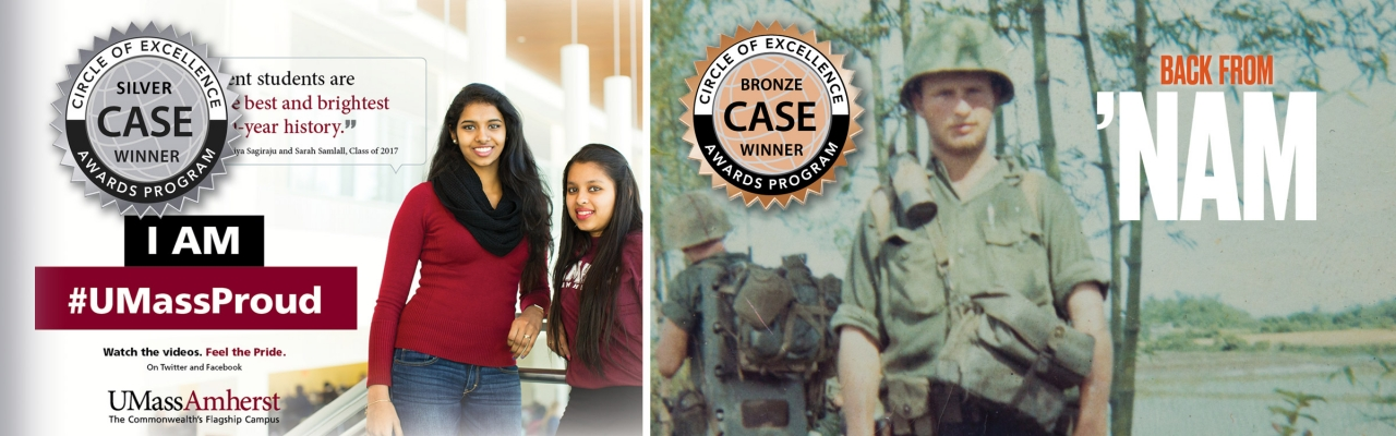 UMass Amherst wins Case award image