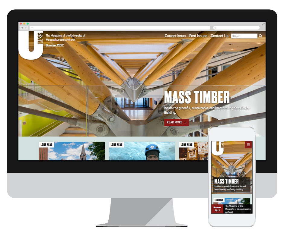 UMass Magazine Summer 2017