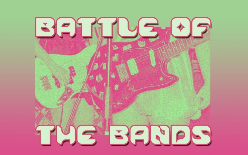 Embedded thumbnail for WMUA Battle of the Band