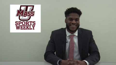 Embedded thumbnail for UMass Sports Weekly March 6th