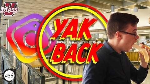 Embedded thumbnail for Yak Back! Goes Viral