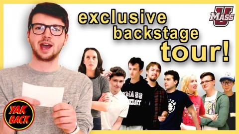 Embedded thumbnail for Yak Back! Meet the Cast