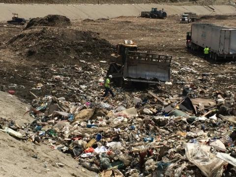 Southbridge landfill photo
