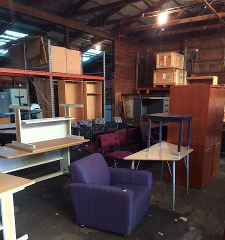 Furniture at Surplus Barn