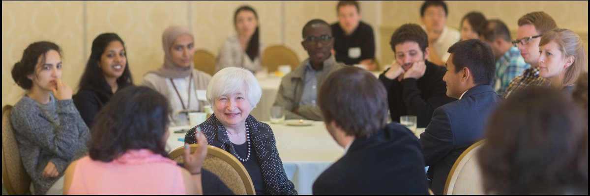 Women for UMass Amherst - Janet Yellen Visit