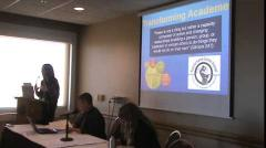 Advanced Feminist Certificate Grad Student Conference: Pt. 2