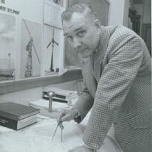 Bill Heronemus Working