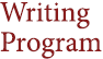 UMass Amherst Writing Program